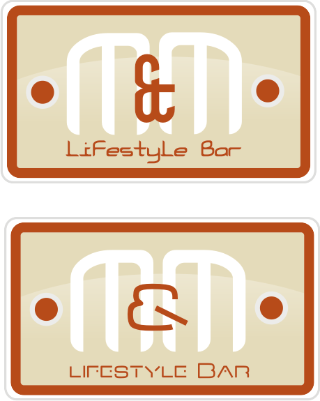 M&M Lifestyle Bar Logo