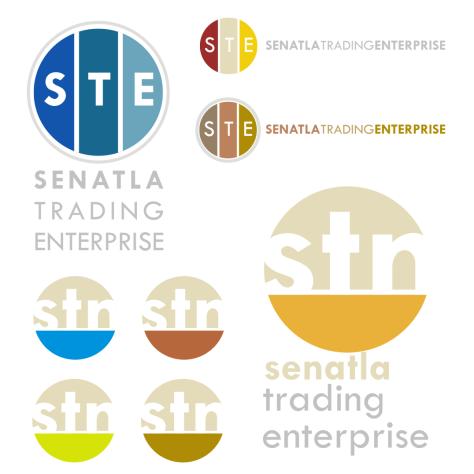 STE - Logo Samples