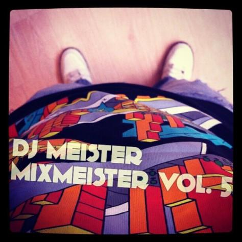 MixMeister Vol. 5 Artwork