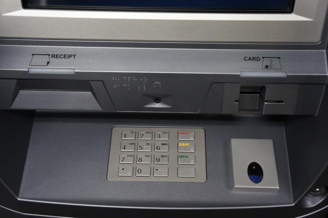 Genesis1 Pin-Pad Fingerprint Scanner